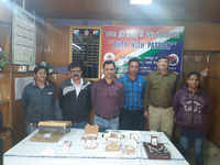 Nagpur: Rs 30.44 lakh worth of gold and diamond jewellery seized by RPF officers