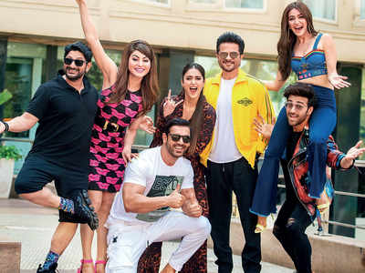 Pagalpanti is a must watch entertainer