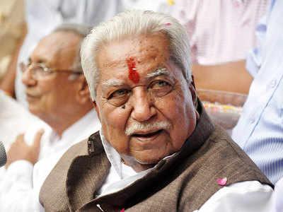 An RSS ideologue who built, nurtured the BJP