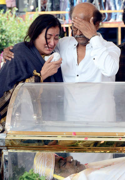 Rest in peace Ambareesh: Truly, king of the sky now