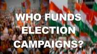 Who pays for political parties to campaign?
