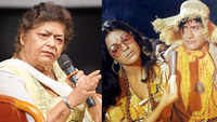 When Saroj Khan buried her child and went to shoot