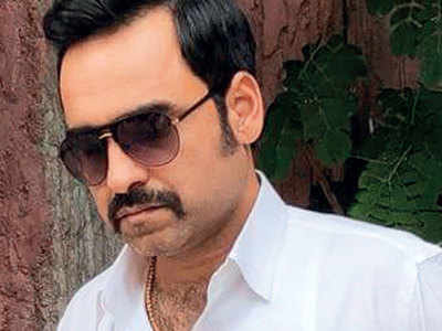 Actor Pankaj Tripathi turns into South superstar for Shakeela biopic