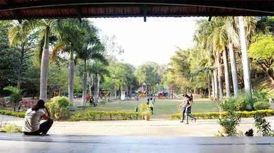 Trust, BBMP spar over rights to maintain park
