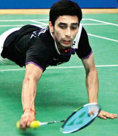 Sourabh stuns Gurusaidutt in Tata Open semis