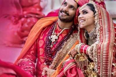 Deepika Padukone, Ranveer Singh dress up like royalty for Bengaluru reception