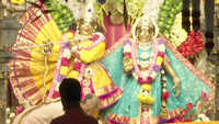Janmashtami 2019: Devotees offer prayers to Lord Krishna
