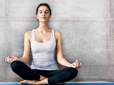 Meditate your fat away