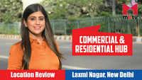 Laxmi Nagar: Commercial & residential hub