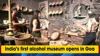 India's first alcohol museum opens in Goa