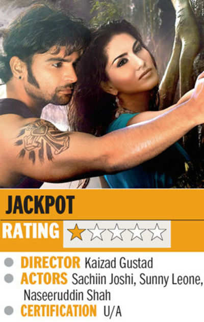 Film review: Jackpot