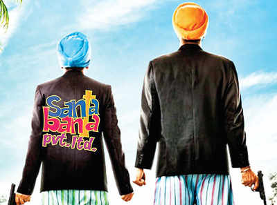 FILM REVIEW: SANTA BANTA PVT LTD