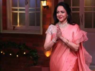 Veteran actress Hema Malini responds to rumours of poor health: 'I am perfectly alright by the grace of Lord Krishna'