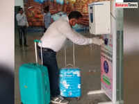 Varanasi Airport functioning with all preventive measures