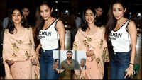 Malaika Arora, Janhvi Kapoor and other celebrities attend special screening of Arjun Kapoor starrer 'India's Most Wanted'