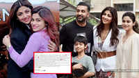 Shilpa Shetty gets support from sister Shamita after Raj's arrest