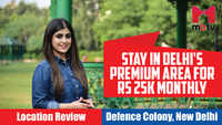 Stay in Delhi's premium area for Rs 25k monthly | Defence Colony, New Delhi