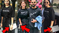 Price of Anushka Sharma's latest exorbitant sling bag will blow your mind!