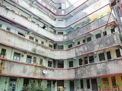 Staff residential buildings of Parel's MGM hospital unsafe for occupation: IIT Bombay report