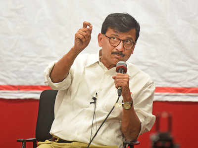 Sanjay Raut reacts to Raosaheb Danve's claim of BJP forming govt in 3 months: Opposition says such things in frustration