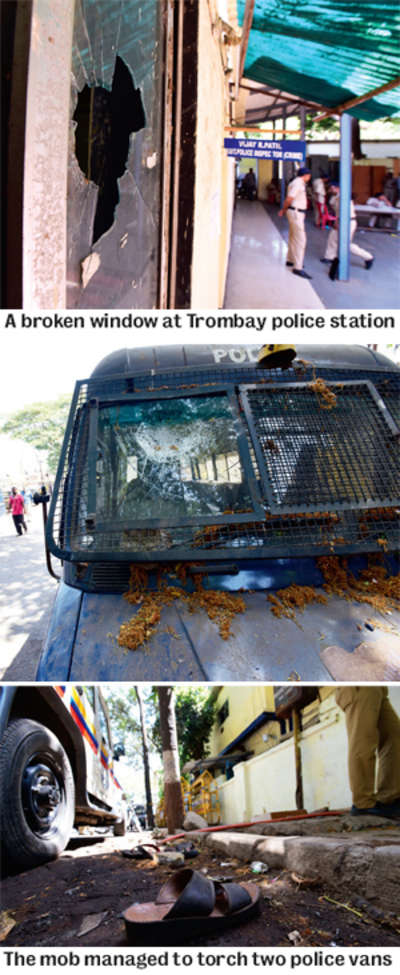 Trombay riot over FB post: Corporator who incited mob was booked for rioting twice in 2014