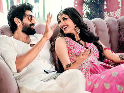 Rana Daggubati and Miheeka Bajaj tie the knot today