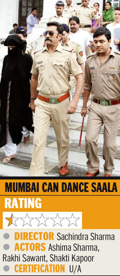 Film review: Mumbai Can Dance Saala