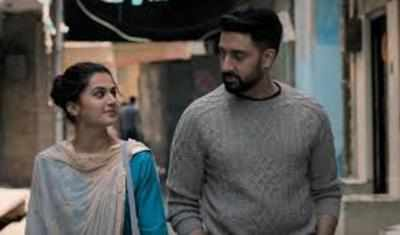 Manmarziyaan trailer: Anurag Kashyap brings another complicated love story starring Abhishek Bachchan, Taapsee Pannu and Vicky Kaushal