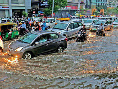 AMC's prompt action for waterlogging, rain-related issues eases citizens' woes