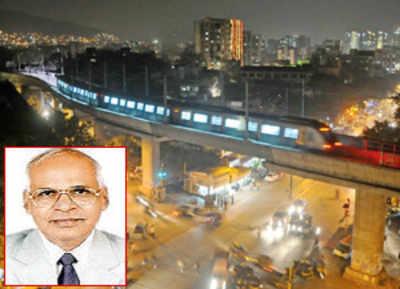 Metro using wrong kind of power, says MMRDA director