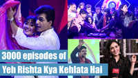 Yeh Rishta Kya Kehlata Hai team continues to celebrate 3000 episodes achievement