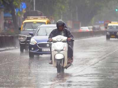 Weather update: IMD predicts heavy to very heavy rain in Mumbai, Thane and Palghar from Thursday to Saturday