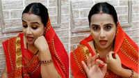 Funny! 'Sanskari' Vidya Balan's 'time pass gyan'