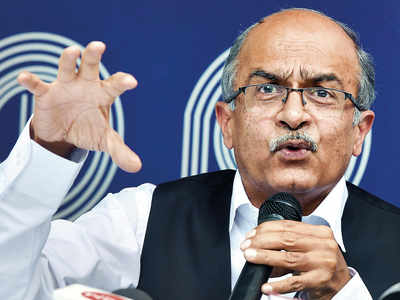 Retracting statement, apology would be contempt of my conscience: Prashant Bhushan tells SC