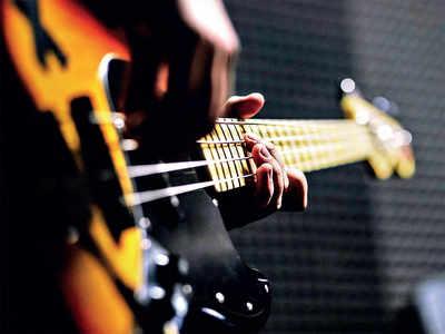PLAN AHEAD: Music jam