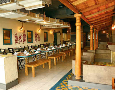 Restaurant review : Pulimunchi
