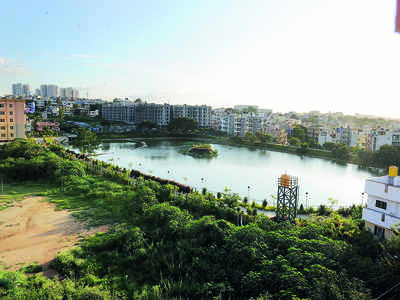 Isro fires a rocket through BBMP's property records