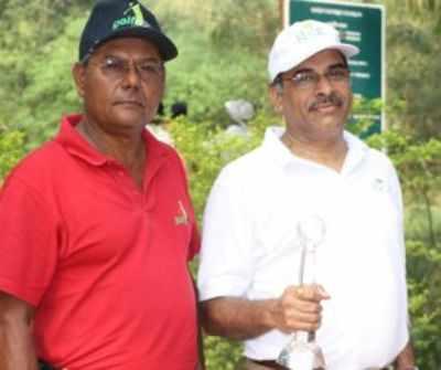 Mulund man runner-up in golf tournament