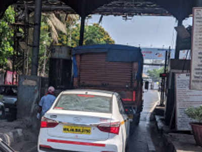 Mumbaikars, toll rates at entry point booths to rise from October 1
