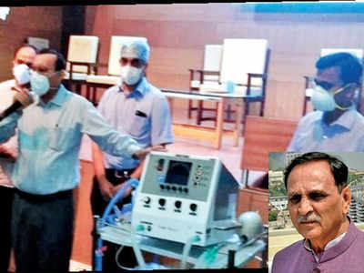 The fake ventilator scam: No DGCI licence for 900 fake ventilators, performance trial held only on one patient