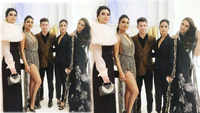 Cannes 2019: Priyanka Chopra's hubby Nick Jonas plays host to Diana Penty, Hina Khan and Huma Qureshi
