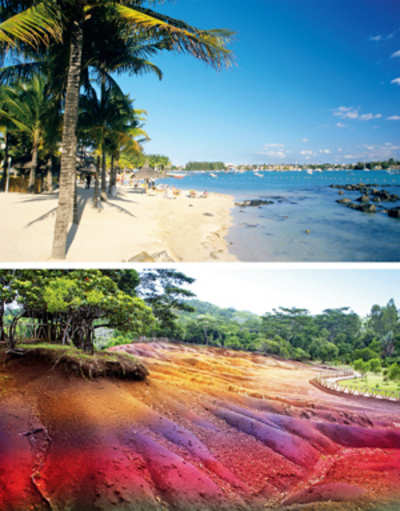 Travel: Cool off in Mauritius