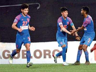 Stoppage-time penalty earns Indian Arrows a point against Punjab