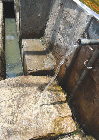 BWSSB may plug water leakage in three divisions