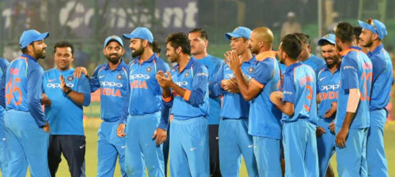 India vs NZ ODI series: Virat Kohli's men in blue win 2-1