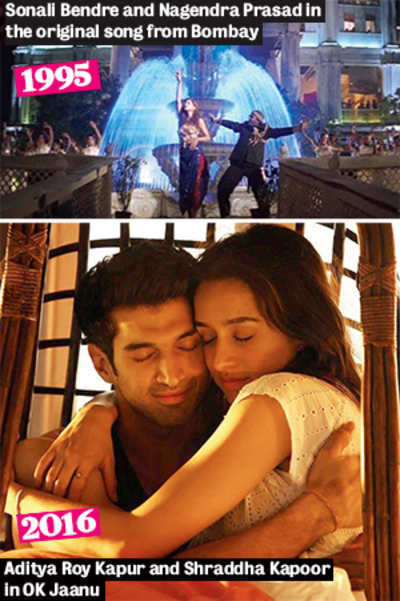 Shraddha, Aditya recreate 'Hamma Hamma' magic