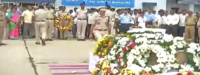 Pulwama terror attack: Tribute paid to mortal remains of martyred CRPF jawan in Bangalore