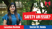 Safety an issue? | Location Review Sector 82, Noida