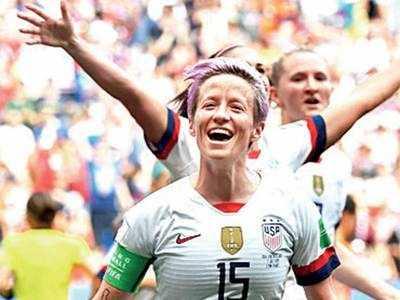 Football: USA crowned World Champions