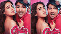 Varun Dhawan and Sara Ali Khan starrer 'Coolie No. 1' suffers huge loss due to fire on the sets